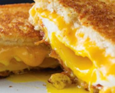 Egg & Cheese Breakfast Sandwich